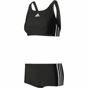 adidas Damen Infinitex Bikini Essence Core 3-Stripes