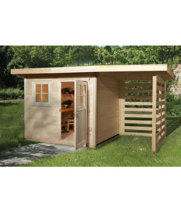 Weka Gartenhaus 170 A