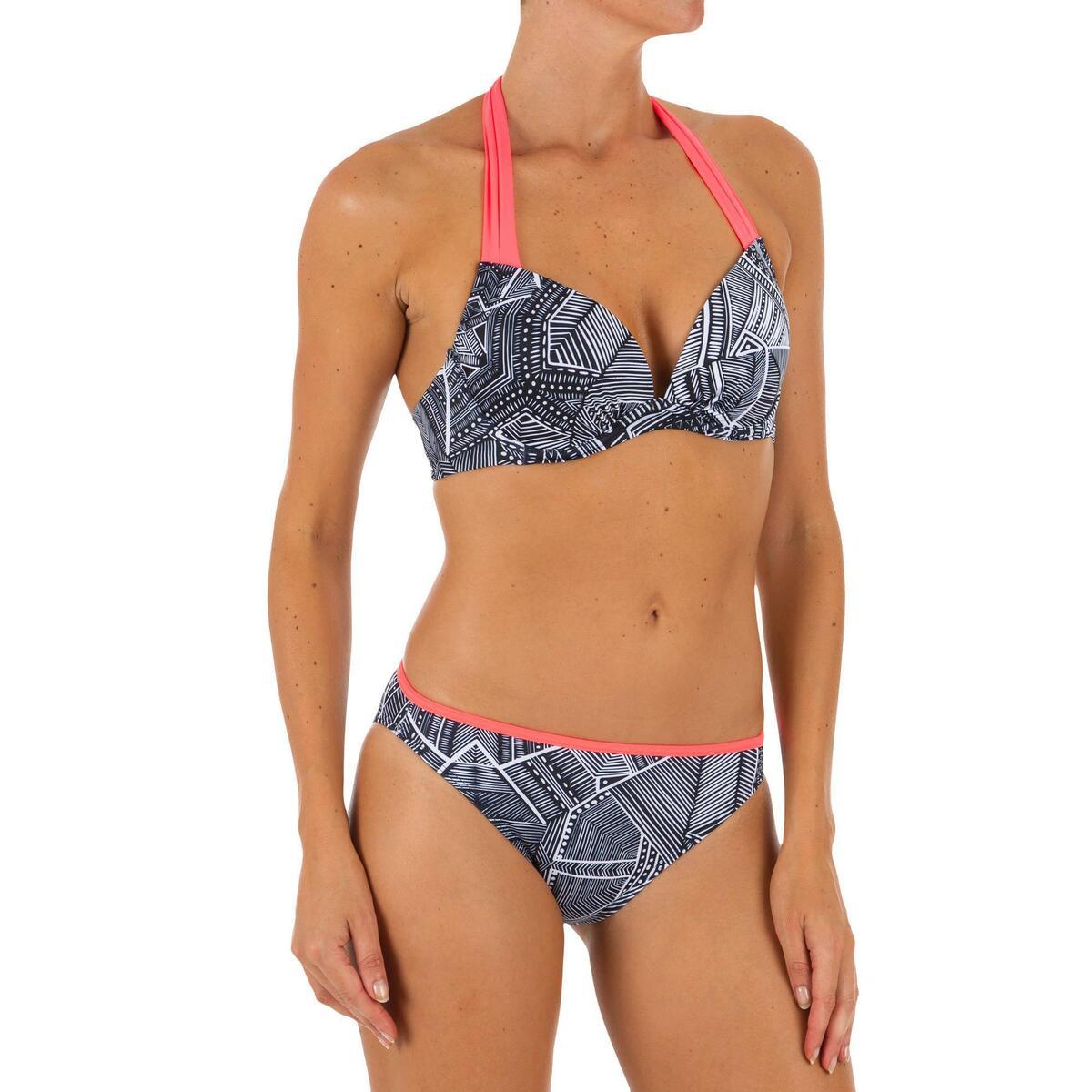 Bild 4 von Bikini-Oberteil Push-Up Elena Tribu angenähte Formschalen Damen