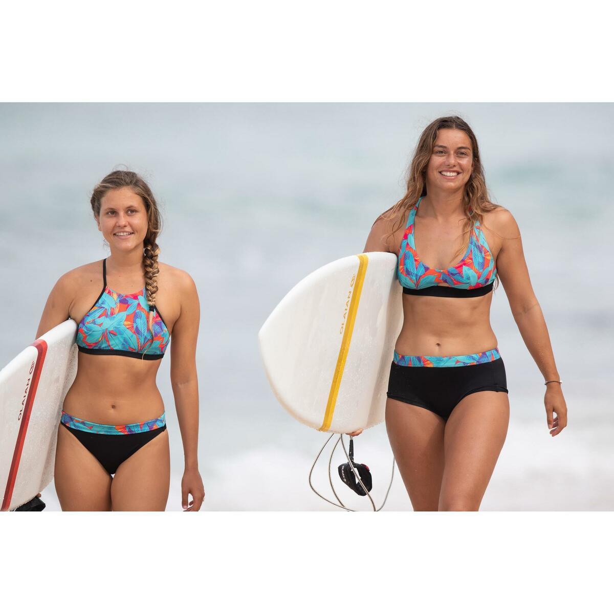 Bild 4 von Bikini-Oberteil Bustier Agatha Walis Rücken doppelt verstellbar Damen