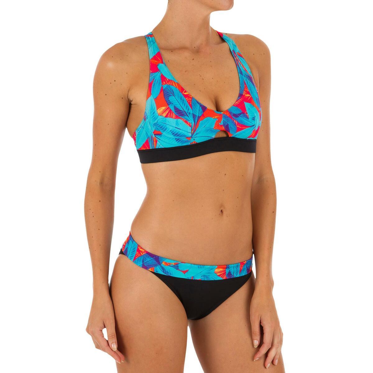 Bild 5 von Bikini-Oberteil Bustier Agatha Walis Rücken doppelt verstellbar Damen