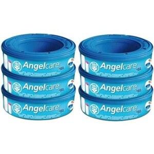 Angelcare - 6er Nachfüllkassette Comfort Plus