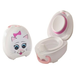 My Carry Potty - Reise Toilette, Katze