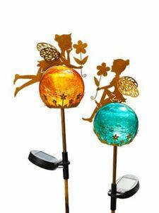"Solar-Gartenstecker ""Fairytale"", 2er-Set"