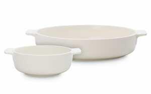 Villeroy & Boch - Auflaufformen-Set Clever Cooking in weiß, 2-teilig