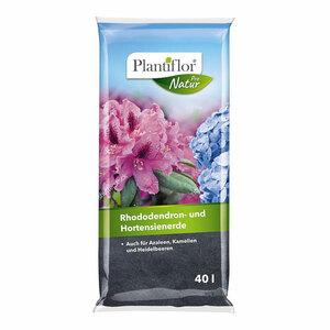 Plantiflor              Rhododendron- und Hortensienerde 40 L