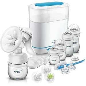 PHILIPS AVENT - Naturnah All-in-One Starter-Set SCD293/00