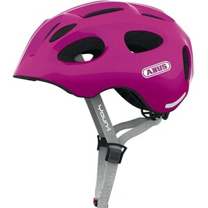 ABUS - Fahrradhelm Youn-I, Pink, Gr. M