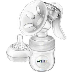 PHILIPS AVENT - Milchpumpe Naturnah mit Flasche 125ml SCF330/20