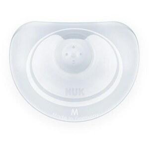 NUK - Brusthütchen Silikon 2er Pack Gr.M