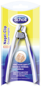 Scholl Nagel-Clip 1 Stk