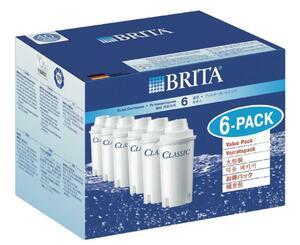 Brita Filterkartuschen Classic Pack 6 6er Pk