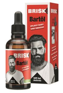 Brisk Bartöl 50 ml