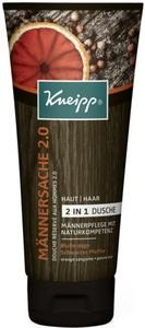 Kneipp 2 in 1 Dusche Männersache 2.0 200 ml