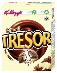 Kelloggs Tresor Duo Choco 375 g