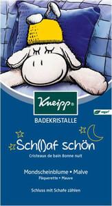 Kneipp Badekristalle Sch(l)af schön Mondscheinblume & Malve 60 g