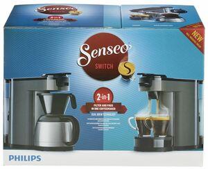 Philips Senseo Pad- und Filterkaffeemaschine HD6591/20