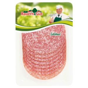 Bauerngut Frischwurst-Aufschnitt