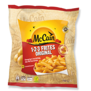Mc Cain Frites