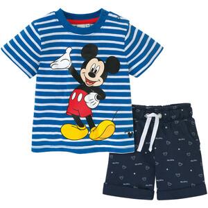 Micky Maus T-Shirt und Shorts im Set