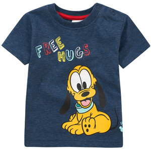 Pluto T-Shirt mit Print