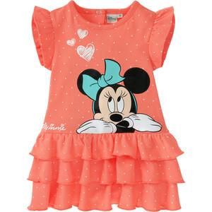 Minnie Maus Kleid mit Rüschen