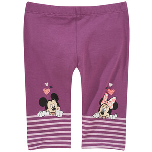 Minnie Maus Capri-Leggings mit Print