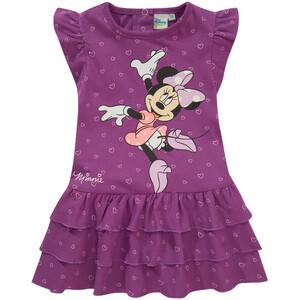 Minnie Maus Kleid mit Volant