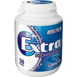 Wrigley`s Extra Professional Strong Mint
