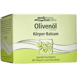 medipharma cosmetics Olivenöl Körper-Balsam 4.30 EUR/100 ml