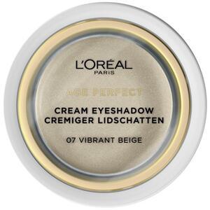 L'Oréal Paris Age Perfect Cremiger Lidschatten 07 Vibrant Beige