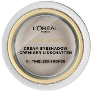L'Oréal Paris Age Perfect Cremiger Lidschatten 04 Timeless Taupe