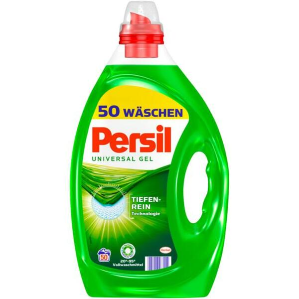 Persil Universal Vollwaschmittel Gel 50 WL 0.25 EUR/1 WL