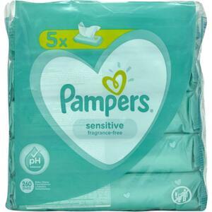 Pampers Feuchttücher sensitive parfümfrei