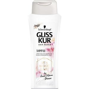 Gliss Kur Shampoo LIFE IS TOO SHORT TO WAIT by Anna Ma 0.64 EUR/100 ml