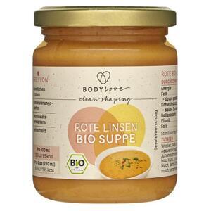 BODYLove Bio Rote Linsen Bio Suppe 1.30 EUR/100 ml