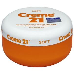 Creme 21 Soft Feuchtigkeitspflegecreme 1.20 EUR/100 ml