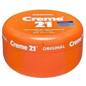 Creme 21 Original Hautcreme 1.20 EUR/100 ml