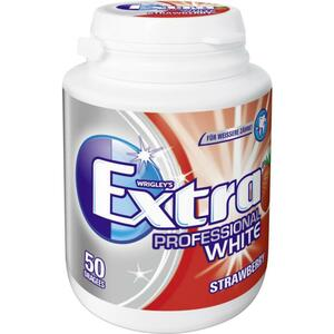 Wrigley`s Extra Professional White Strawberry