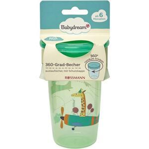 Babydream 360-Grad-Becher grün
