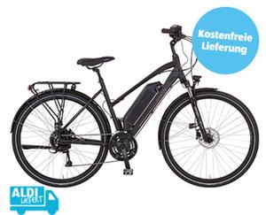 """PROPHETE®  Damen-Trekking-E-Bike 71 cm/28""""¹"""