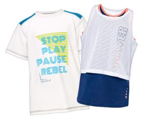 crane®  Sport-T-Shirt oder -Tanktop, Double Layer