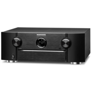 Marantz SR6013 9.2 AV Receiver 4K WiFi Bluetooth, HEOS, AirPlay2 - Schwarz
