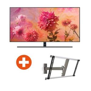 Samsung QLED GQ55Q9FN 138cm 55´´ 4K UHD SMART TV + Vogels THIN 325 Wanhalterung