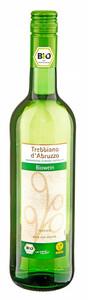 Trebbiano d'Abruzzo DOC Bio, Vegan, trocken