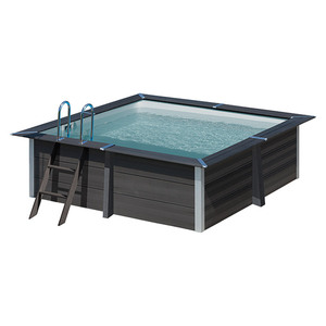 Gre Pool-Komplettset Square