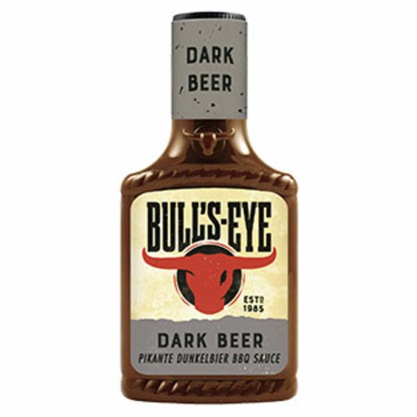 Bulls Eye BBQ Sauce versch. Sorten jede 300-ml-Flasche