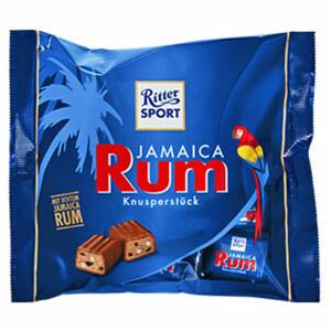 Ritter Sport Rum jeder 200-g-Beutel
