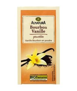 Bourbon Vanille gemahlen