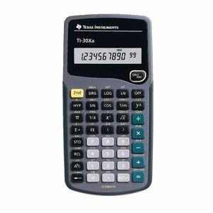 TEXAS INSTRUMENTS TI-30Xa - Wissenschaftlicher Taschenrechner